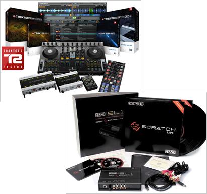 PC DJ機材